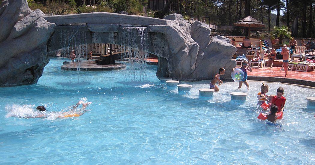 Zwembad Les Collines de Castellane