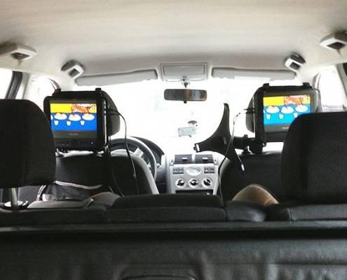 dvd-speler auto