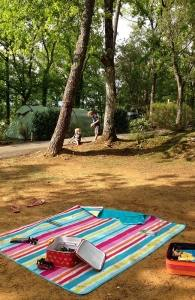 speelgoed camping