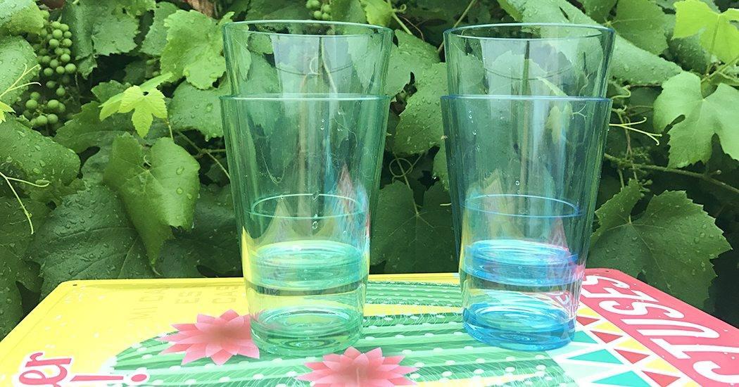 Rosti Mepal flow glazen