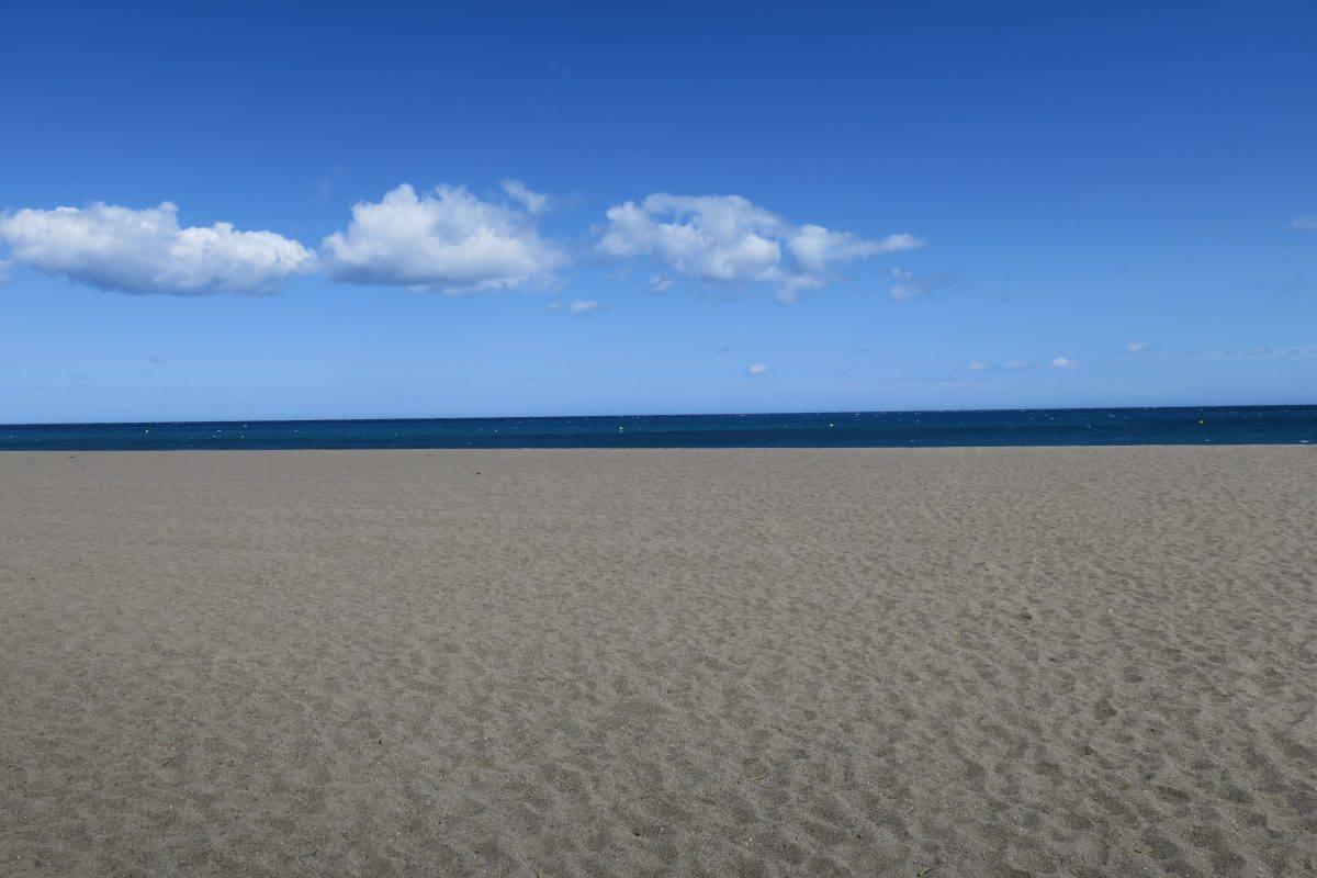 Strand argeles-sur-mer