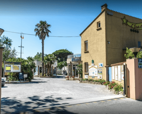 Camping l'etoile d'or
