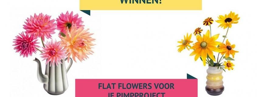 winnen flat flowers