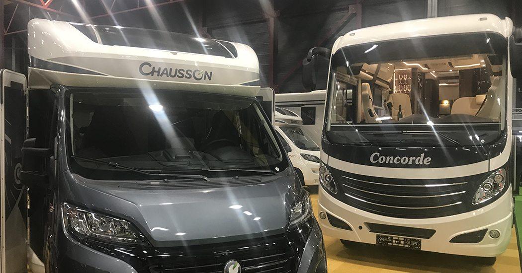 Caravana campers
