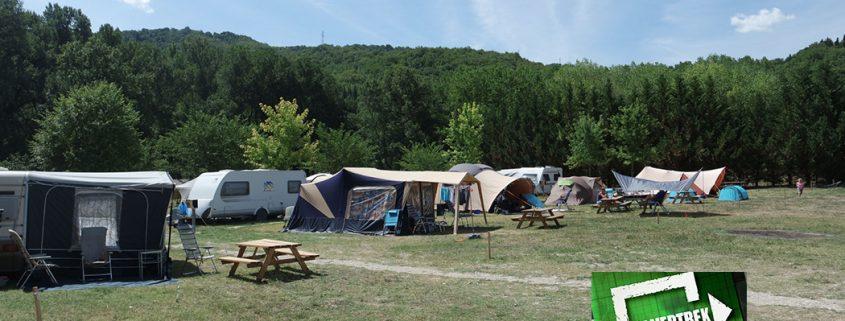 Campings uit Ik Vertrek