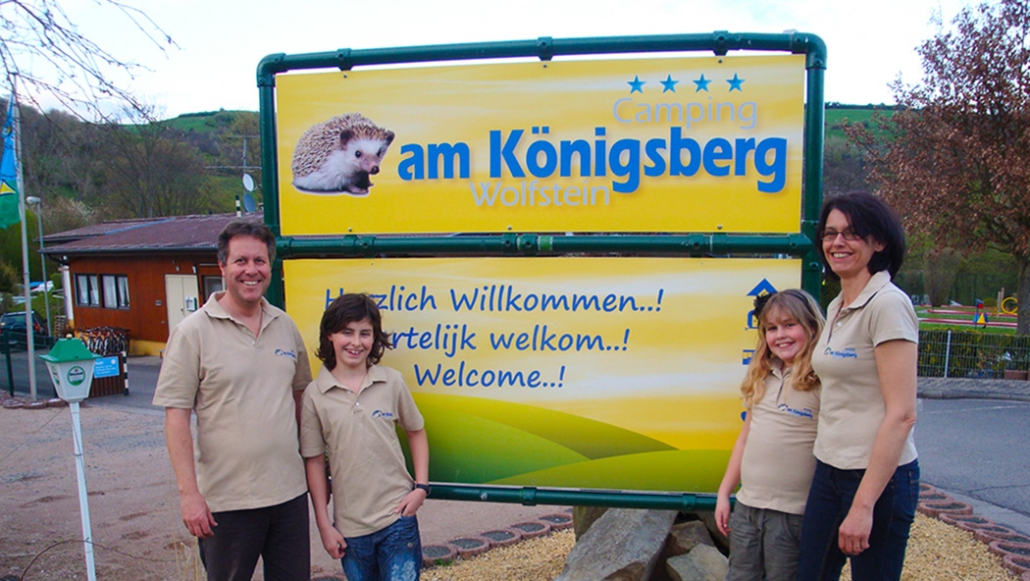 Camping Am Königsberg