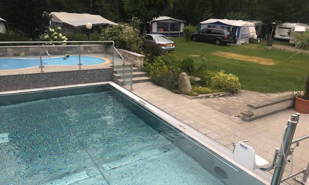 Zwembad Schwimmbadcamping Mössler