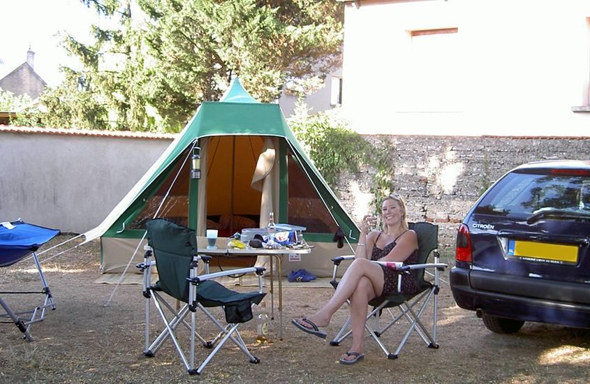 Camping Beaune