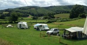 Camping Mesles Frankrijk