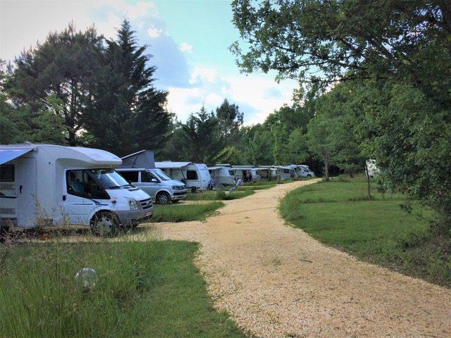 Camping Le Coteau de' l Herm