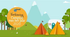 Campings van het jaar 2020