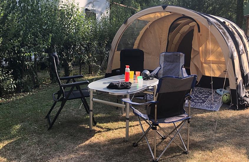 Camping Le Daxia