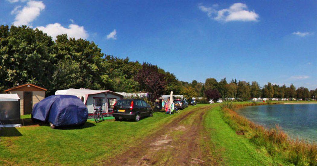 Nederlandse camping privésanitair