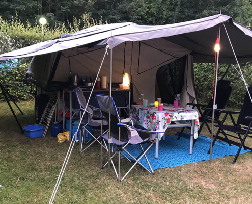 Camping Le Phare Honfleur