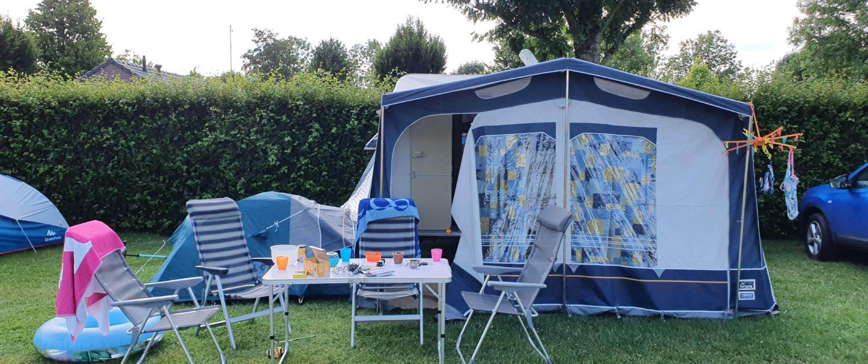 Caravan single mum