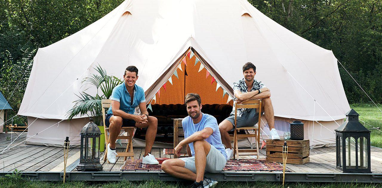 3 sterren camping
