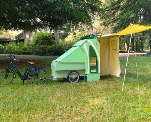 Scout – stop & stay-camper