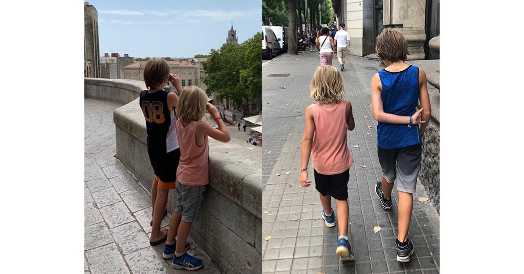 Avignon en Barcelona